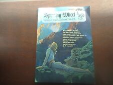 Spinning Wheel Antiques Maxfield Parrish to the fore again nov 74