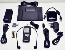 Olympus ds-5000 digital Voice Recorder + cr10 + rs28 + factura incl. IVA.