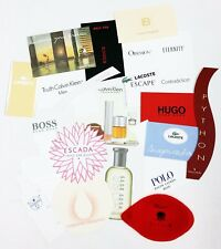 20 x Duftkarten / 20 x perfumed card / 20 x carte parfumée *LOT 008*