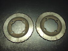 99 1999 POLARIS TRAIL BOSS 250 FOUR WHEELER BRAKE DISC DISCS PLATE STOP BRAKING