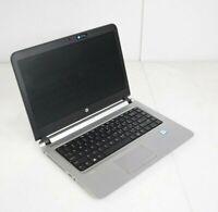 HP ProBook 440 G3 W0S54UT#ABA Intel i3-6100U 2.3GHz 12GB DDR4 Win10COA No HDD