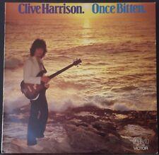 CLIVE HARRISON (EX AVALANCHE) - ONCE BITTEN OZ JAZZ FUSION RARE CHICK COREEA RCA