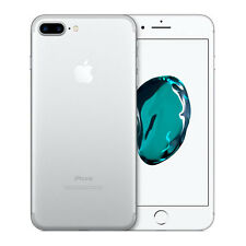 "Apple iPhone7 Plus 7+ 5.5"" 256gb Silver Unlocked Smartphone Cod Agsbeagle Promo"