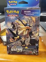 Pokemon Sun and Moon Ultra Prism 3 Pack Hanger Box