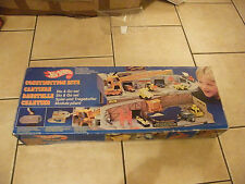 Hot Wheels Construction Construction Site Module Folding
