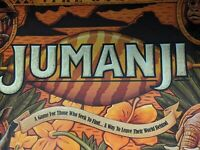 The Game Jumanji   (Board Game)  Mint Condition