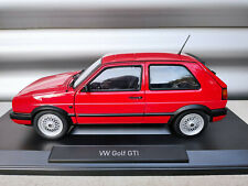 VW Golf 2 GTI red rot rouge 188438 Norev 1:18 NEW