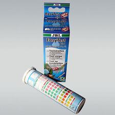 JBL EasyTest 6in1 6-fach Teststreifen schnelle Wasserkontrolle, Aquarium 33595