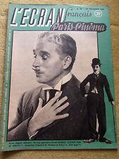 l'écran français paris cinema, n°131 décembre 1947