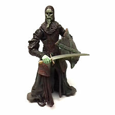 """Tolkien Hobbit Lord of the Rings Movie UNDEAD SOLDIER 6"""" Villain figure RARE!"""