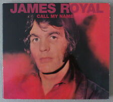 CD  DIGIPACK  ***  JAMES ROYAL. CALL MY NAME  ***  MAGIC RECORDS 2006