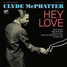 "Clyde McPhatter - Hey Love [New 7"" Vinyl] Extended Play, Spain - Import"