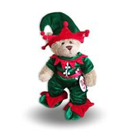 Teddy Bear Clothes fits Build a Bear Teddies Elf Outfit Helper Christmas Costume