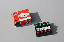 P1326 JOUEF train 891 Ho tableau d'eclairage vert rouge
