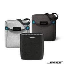 Bose SoundLink Color Bluetooth Rechargeable Speaker Reversible Case Colour Black