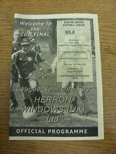 19/05/2007 Burton Junior League U14 Girls Cup Final: Hednesford Town v Marlbroug