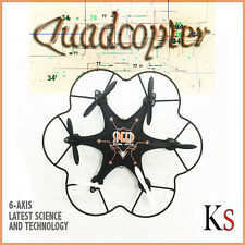 QUADCOPTER 6 AXIS EASY FLY DRONE AIRCRAFT WITH TRANSMITTER GYRO ENABLED DRONE