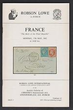 Francia, el nacimiento de la tercera República, Rg Paris Collection, Subasta Catálogo