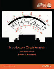 Introductory Circuit Analysis, Global Edition by Robert L. Boylestad (Paperback,