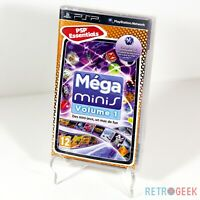Jeu Méga Minis Volume 1 Essentials [VF] PlayStation Portable / PSP NEUF Blister