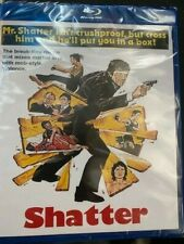Shatter! Region A blu ray from The Shout Factory