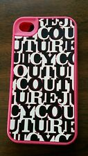 JUICY COUTURE IPHONE RUBBER SKIN