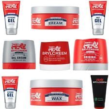 Brylcreem   Styling Strong Wet Extreme Gel Wax Cream   Full Range