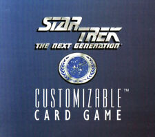 Star Trek CCG 1E Unlimited Edition Premiere Complete Commons Set