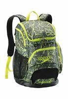 Speedo Printed 35L Teamster Backpack - Palm