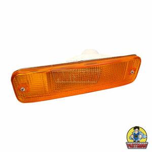 LH Front Bar Lamp/Light Honda Civic ED 3/4Dr 11/87-1/90