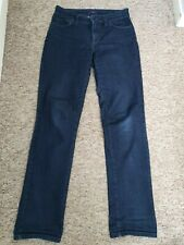 NYDJ Not Your Daughters Jeans Alina Ankle Mid Blue Stretch UK 10 //US4 UK12 US6