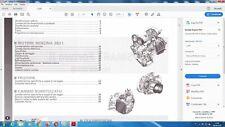 Smart 450 451 (W450 w451) (1998/2014) Manuale Officina Riparazione