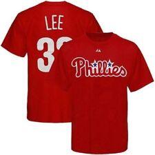 Philadelphia Phillies MLB Mens Cliff Lee #33 Player Tee Shirt Big & Tall Sizes