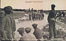 Postcard WW1 the Glorious 1st july 1916 our First Prisoners Daily Mail  No56