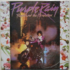PRINCE and The REVOLUTION Purple Rain 1984 KOREA LP  Insert MINTY! R&B Soul FUNK
