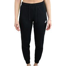 Nike Sportswear Damen Jogginghose Fleece Schwarz Sporthose BV4099