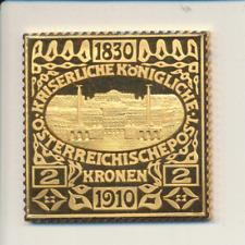 K&K Jubiläums Collection Silber Gold K&K Schönbrunn 2 Kronen 1910