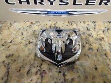 02-09 Dodge Ram 1500 2500 3500 Chrome Hood Grille Emblem Decal Nameplate Mopar