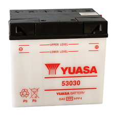 Batteria standard Yuasa 53030 12 V 30 Ah 180 CCA PIAGGIO  APE 50 P