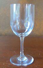 """Baccarat Crystal Haut Brion Saint Emilion 4 ¾"""" Sherry Wine Goblet(s)"""