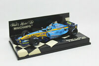 MINICHAMPS 1/43 - Renault F1 Team R25 G. Fisichella 2005 400050006