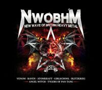 NWOBHM-NEW WAVE OF BRITISH HEAVY METAL  2 CD NEW+