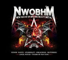 NWOBHM-NEW WAVE OF BRITISH HEAVY METAL  2 CD NEUF