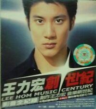 Wang Lee Hom 王力宏 - Music Century CD+VCD