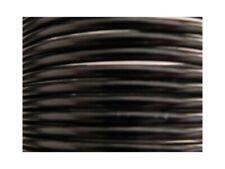 1 Mètre fil aluminium noir 3mm