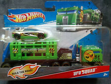 Hot Wheels Ufo Squad Truck Hauler 2011 New In Package