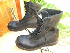 Wellco Hot Weather Steel Toe Safety Boots / Us Men size: 14 R / Pre-owned