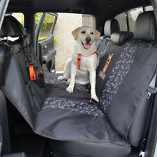 Waterproof Pet Seat Cover Dog Cat Universal Rear Bench for Car SUVs Van Truck
