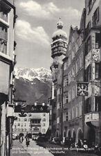 Österreich Innsbruck Herzog Friedrichstraße Oldtimer