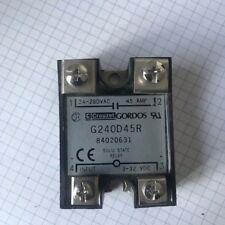 Crouzet G240D45R relè elettrostatico